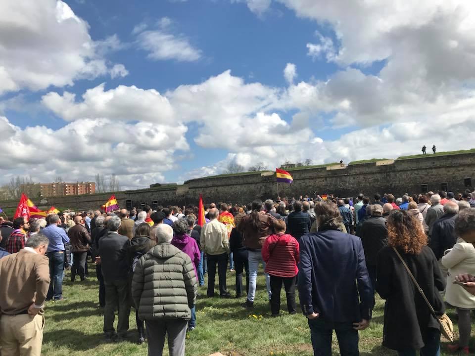 Homenaje a los fusilados en Navarra. AFFNA 36. Abril 2018.