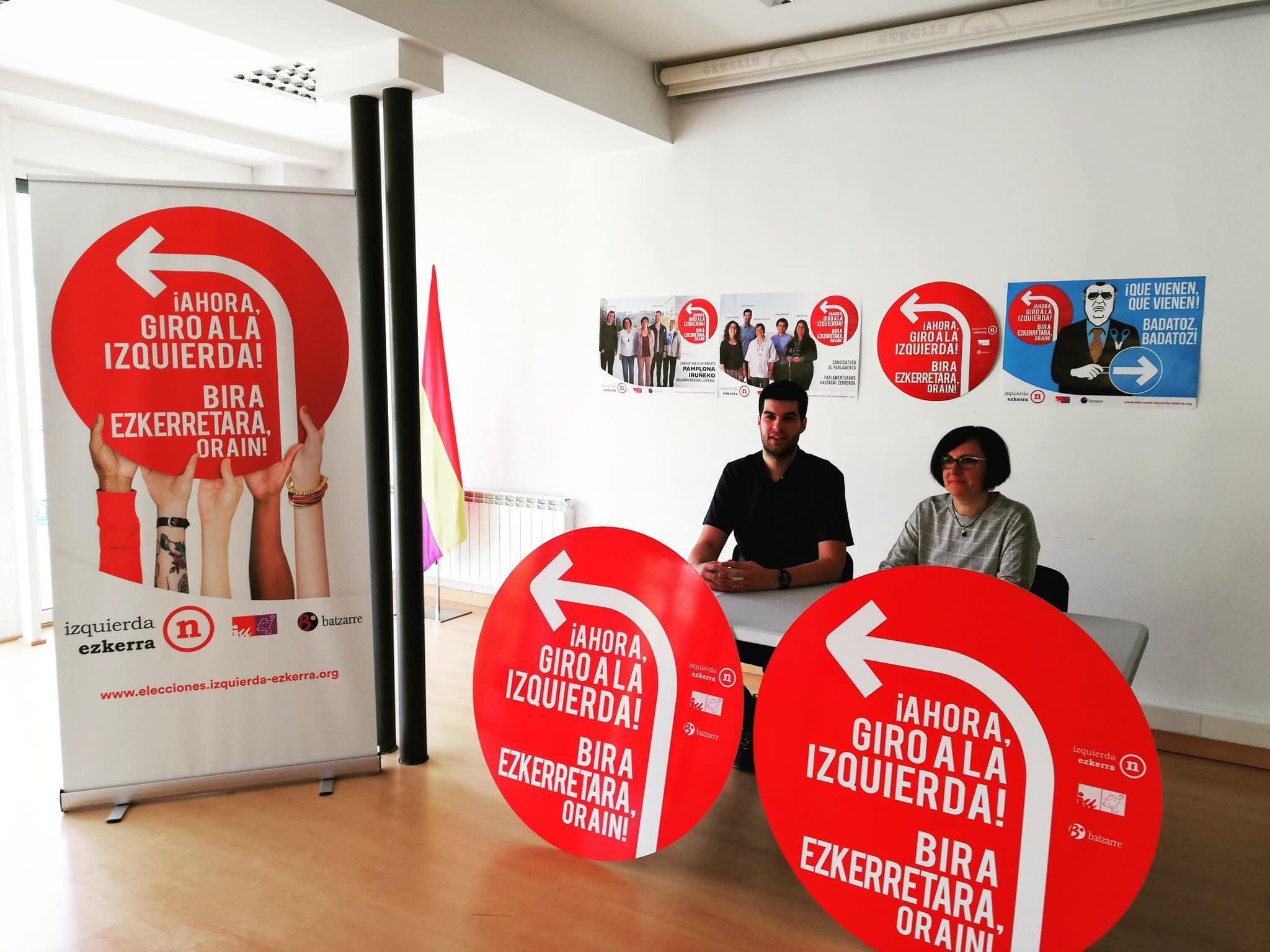 Rueda Prensa Campaña IE Forales Mayo 2019.