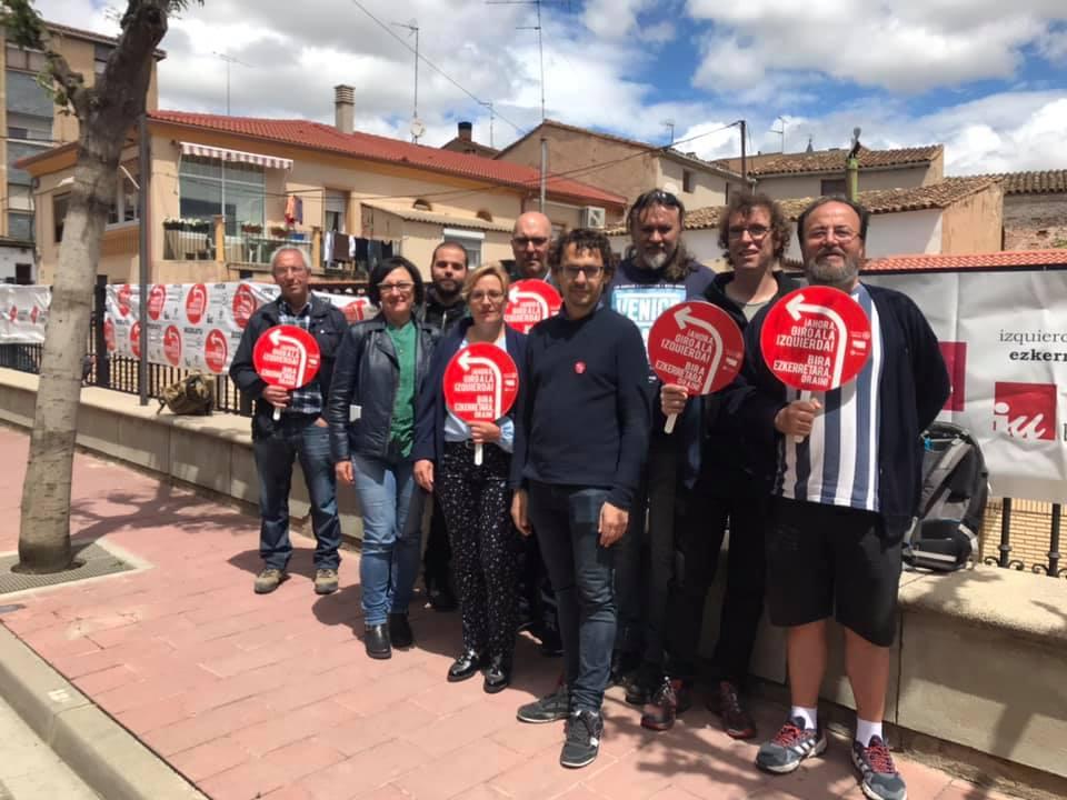 Candidatura Municipal Milagro. Mayo 2019.