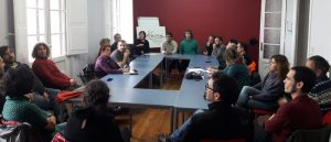 JÓVENES BATZARRE. Debate previo a la 2º Asamblea General. @ Entreplanta