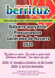 Marzo 2020ko Martxoa
