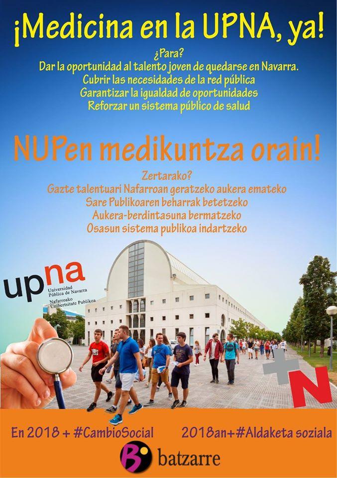 NUPen Medikuntxa Orain!