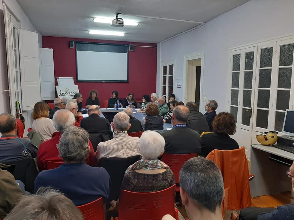 Consejo Político de Batzarre Febrero 2020.