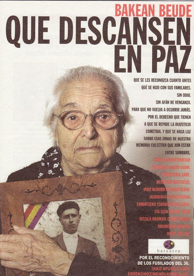 Memoria Histórica.