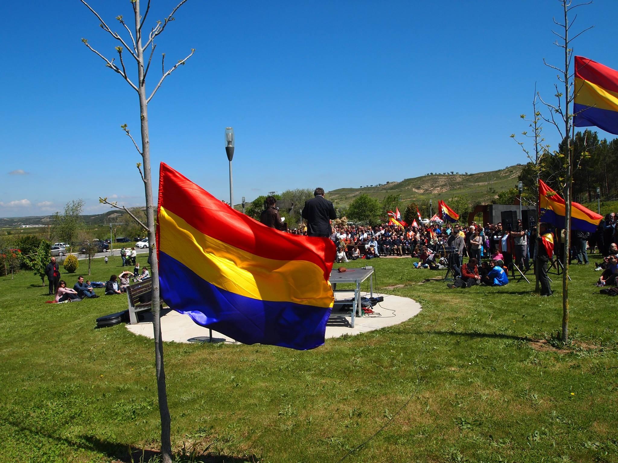 Parque de la Memoria. Sartaguda.